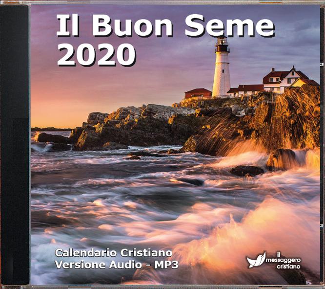 Calendario cristiano Il Buon Seme CD audio