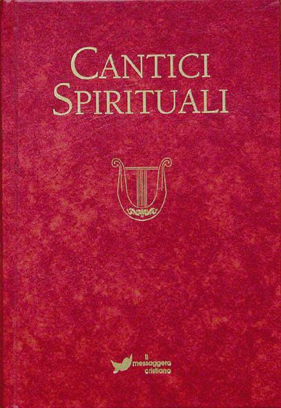 Cantici Spirituali raccolta canti cristiani libro
