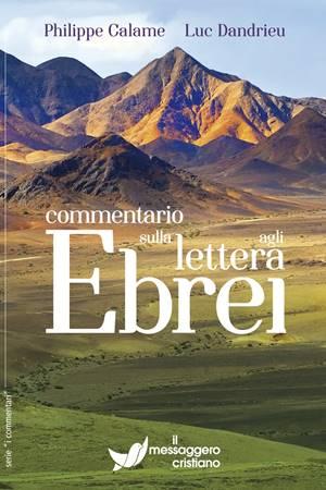 Libro cristiano Commentario sulla Lettera agli Ebrei