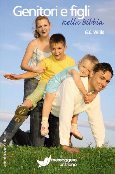 Libro cristiano Genitori e figli nella Bibbia