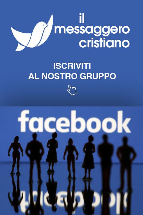 Gruppo Facebook Il Messaggero Cristiano