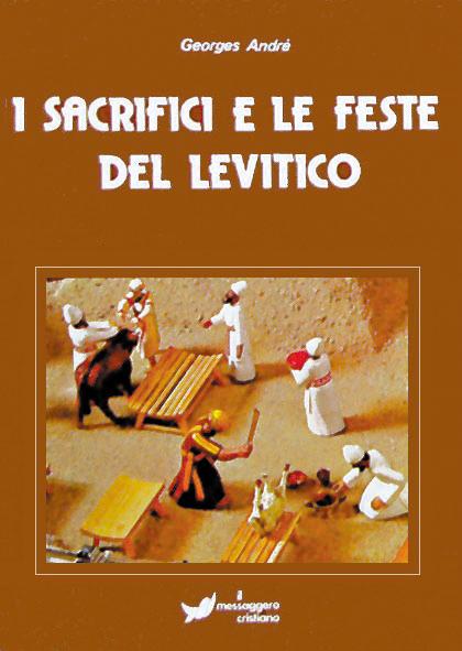 Libro cristiano I sacrifici e le feste del Levitico