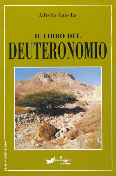 Libro cristiano Il libro del Deuteronomio