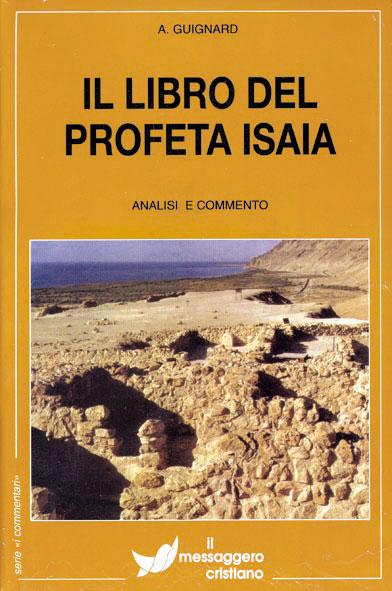Libro cristiano Il libro del Profeta Isaia