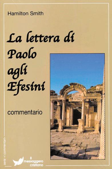 Libro cristiano La lettera di Paolo agli Efesini