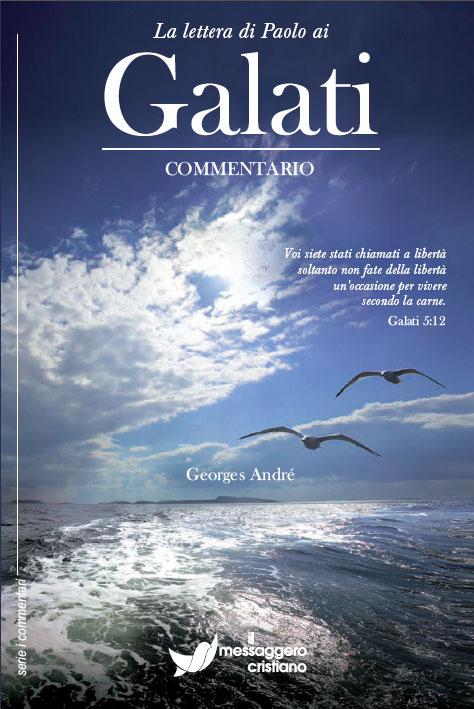 Libro cristiano La lettera di Paolo ai Galati
