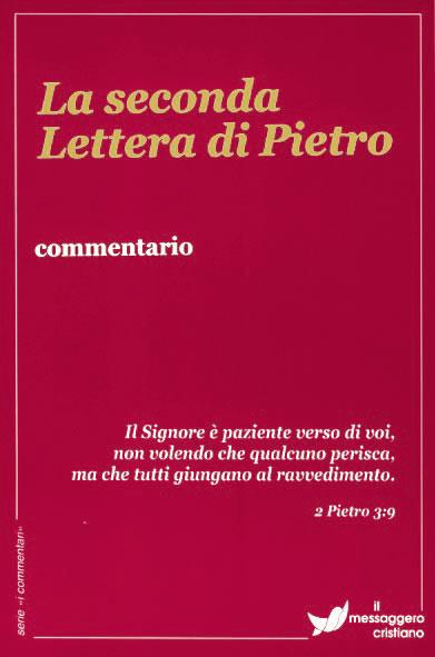 Libro cristiano La seconda lettera di Pietro