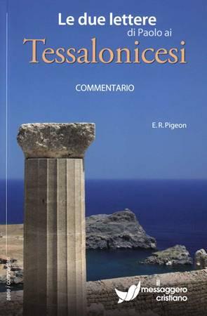Libro cristiano Le due lettere di Paolo ai Tessalonicesi