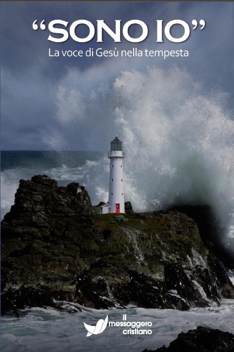 Libro cristiano La voce di Gesù nella tempesta